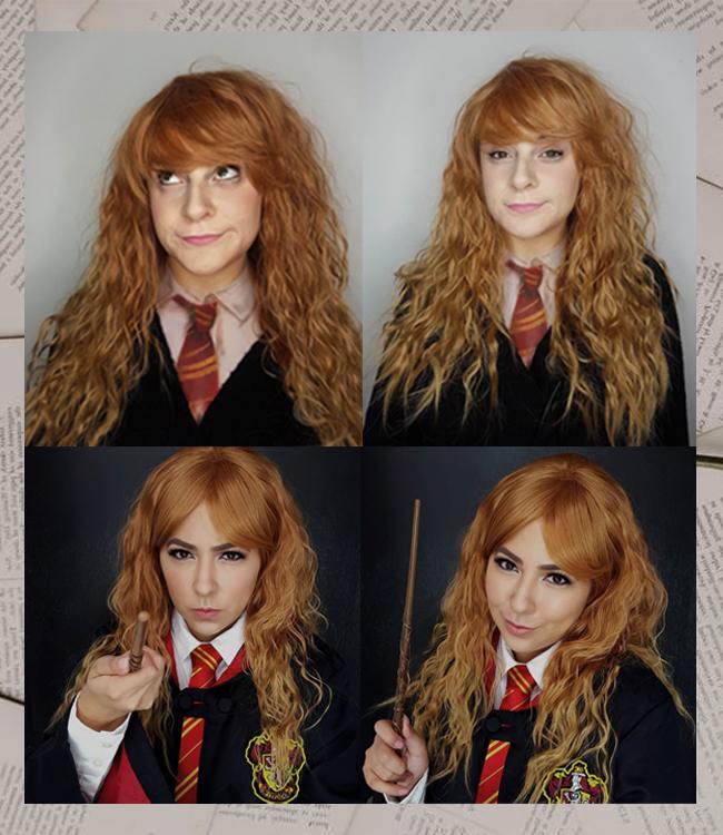 Adult Hermione Granger Wig UK