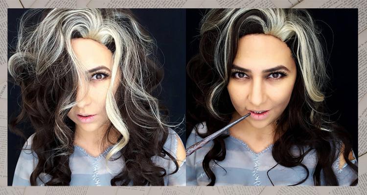 Bellatrix Lestrange Wig UK