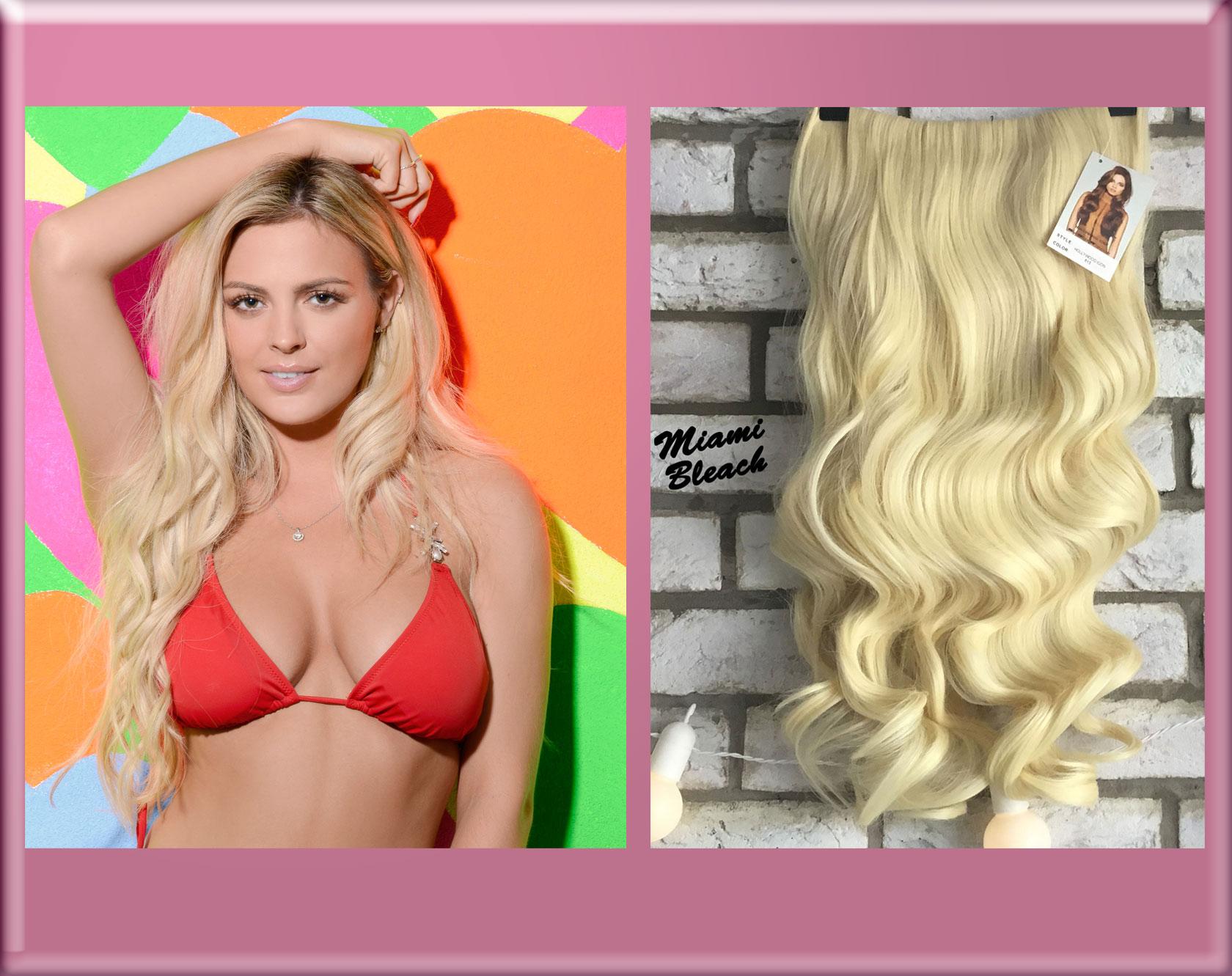 Love Island 2017 Danielle Hair Extensions