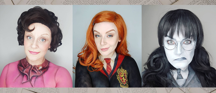 Harry Potter Character Wigs UK