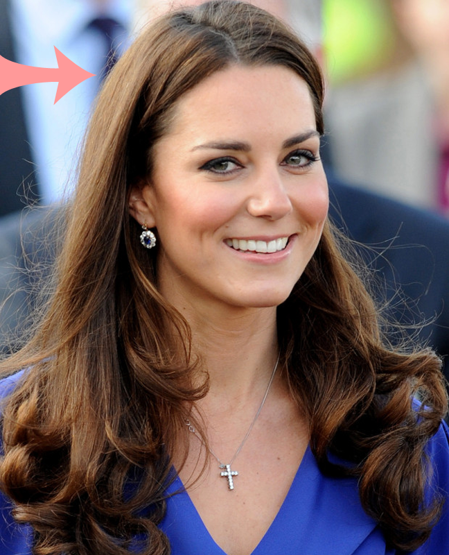 Kate Middleton Brown Hair Colour