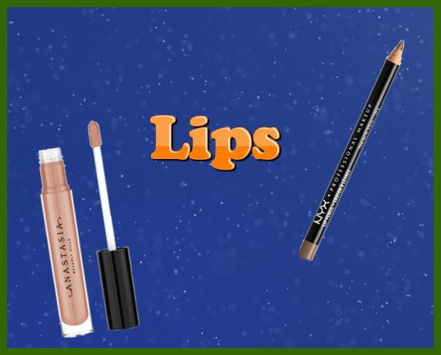 Kim Kardashian Beige Lipstick