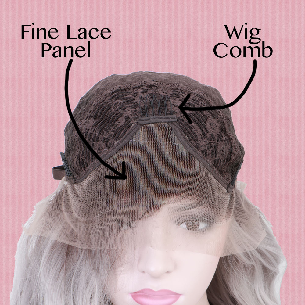 Lace Front Wig Difference From Standard Wig