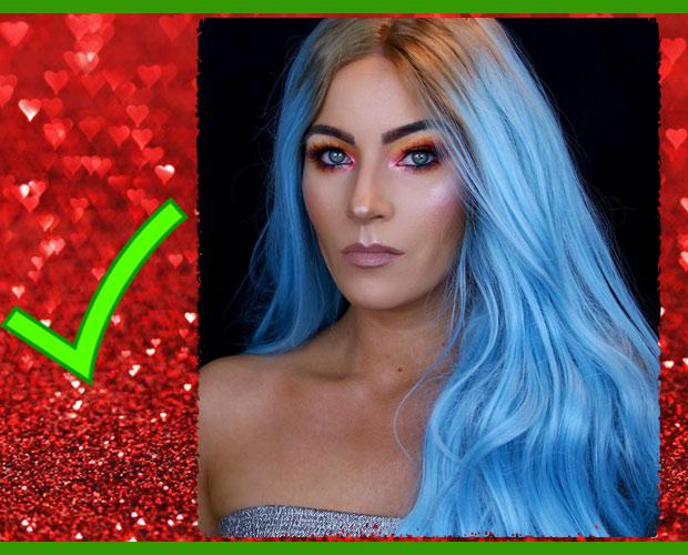Lace Front Wig Tweeze Part Line