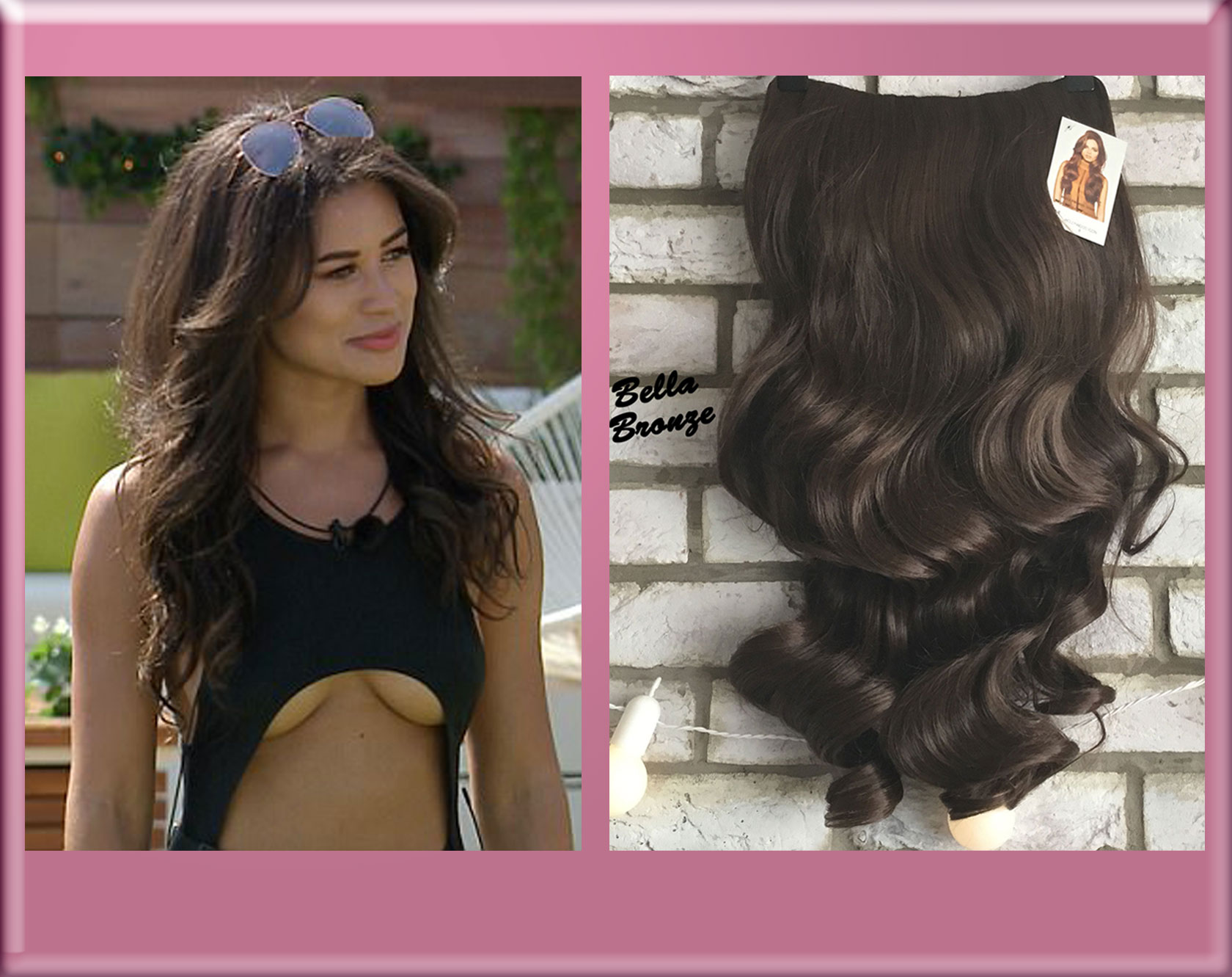 Love Island Hair Extensions Wigs Blog Star Style Wigs