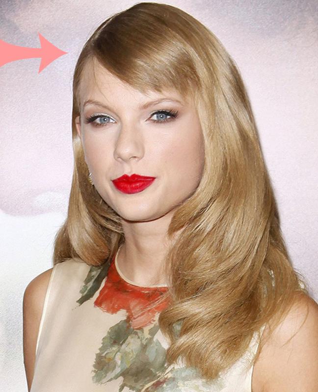 Taylor Swift Blonde Hair Colour